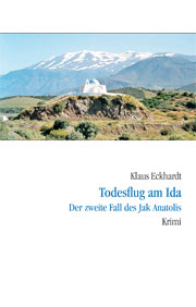 Abb. Cover Todesflug am Ida